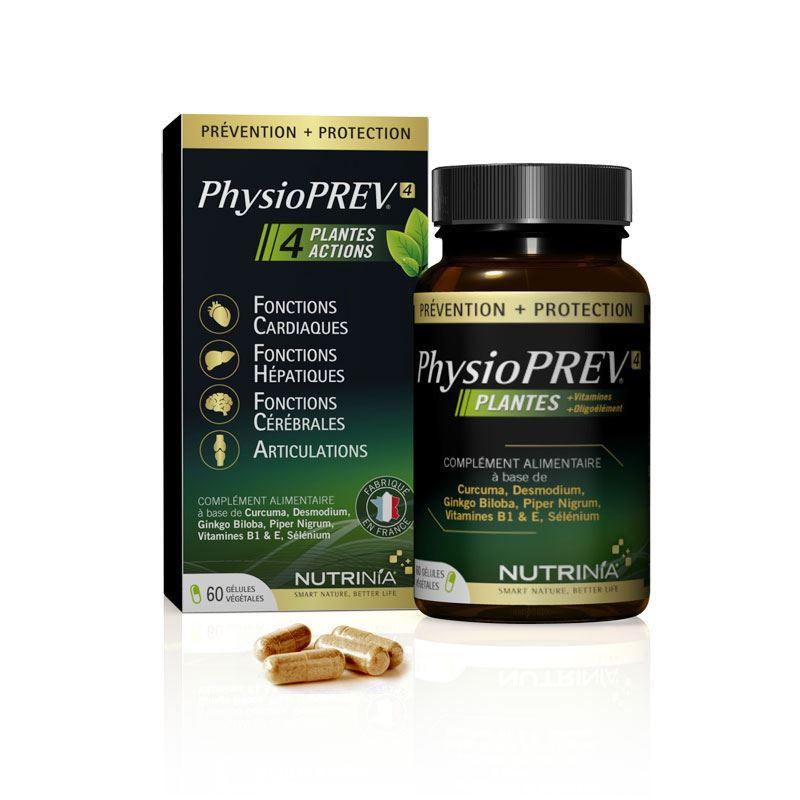 PhysioPREV4® - 60 gélules
