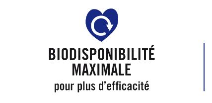 Biodisponibilité maximale